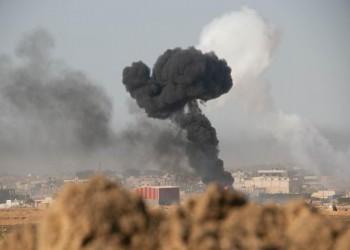 موسكو تعلن مقتل 200 في غارات على قاعدة لمسلحين بتدمر السورية