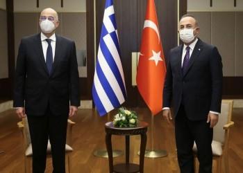 اتفاق تركي يوناني على عقد جولة رابعة من اجتماعات بناء الثقة