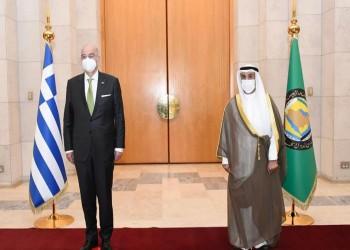 لقاء دافئ بالرياض.. التعاون الخليجي يغازل اليونان بعد توترها مع تركيا