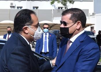 مدبولي يدعو الدبيبة لزيارة مصر ويشكر ليبيا على دعم بلاده في ملف المياه