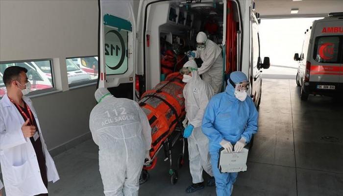 346 حالة.. وفيات كورونا في تركيا تواصل الارتفاع