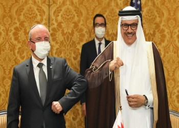 وزيرا خارجية البحرين وإسرائيل يبحثان التعاون المشترك