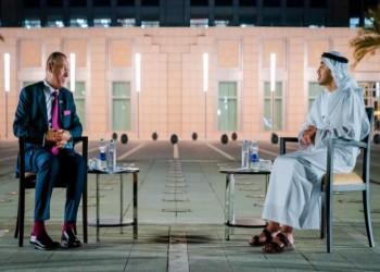 وزير خارجية الإمارات يستقبل المبعوث الإسرائيلي لدول الخليج
