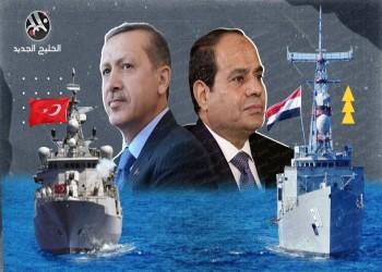 الشغف التركي والتحفظ المصري