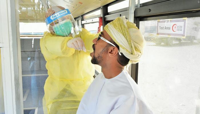 عمان تسجل 1077 إصابة و17 وفاة بكورونا خلال 24 ساعة