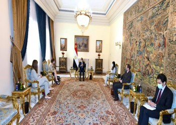 رئيسة البنك الأوروبي تشيد بنجاح برنامج الإصلاح الاقتصادي المصري