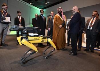 بن سلمان عيّن مخترع الكلب الروبوتي مستشارا له بعد اغتيال خاشقجي