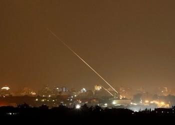 صاروخ سوري يسقط قرب مفاعل ديمونة الإسرائيلي.. وتل أبيب ترد بقصف دمشق (فيديو)