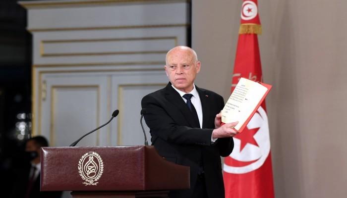 اتهامات لسعيد بقيادة انقلاب ناعم على نظام الحكم في تونس