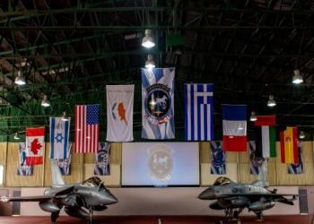 مقاتلات إسرائيلية وإماراتية تشارك في تدريب عسكري واسع باليونان