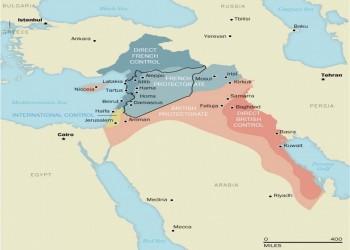 وحدة مصير المشرق العربي