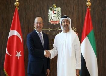 وزيرا خارجية الإمارات وتركيا يتبادلان التهنئة بشهر رمضان