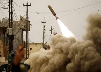 قصف صاروخي لقاعدة عسكرية أمريكية بالقرب من مطار بغداد