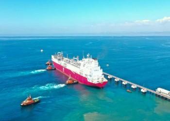 أرطغرل غازي.. تركيا تتسلم أول سفينة لتغويز الغاز المسال
