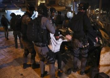 قوات الاحتلال الإسرائيلي تقتحم الأقصى وتخرج المعتكفين بالقوة