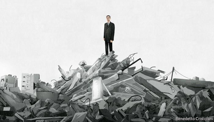 «انتخابات» الرئاسة: كوميديا الأسد السوداء!