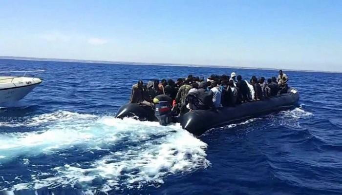 الدولية للهجرة: مصرع 100 مهاجر قبالة السواحل الليبية