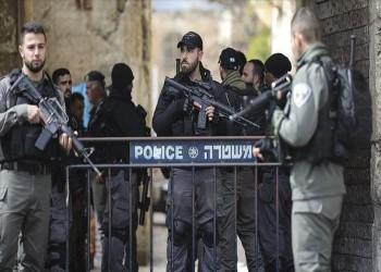 105 جرحى خلال مواجهات فلسطينية إسرائيلية في القدس