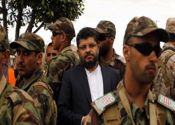 الحوثي عن تصريح إيراني بدعمهم عسكريا: استفزاز لدول الخليج