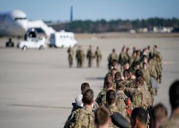 بطلب بغداد.. أمريكا لن تخفض عدد قواتها في العراق