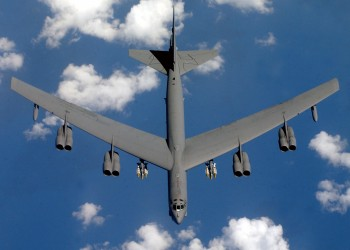 البنتاجون: إرسال قاذفات B-52 إلى الخليج لتأمين انسحاب قوات التحالف من أفغانستان
