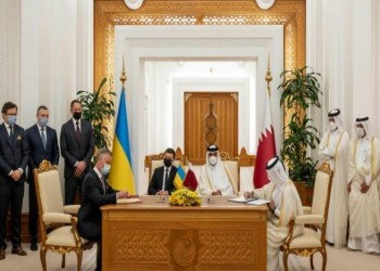 أوكرانيا تتعاون مع قطر في قطاع الغاز.. هل ستسهل تركيا الأمر؟