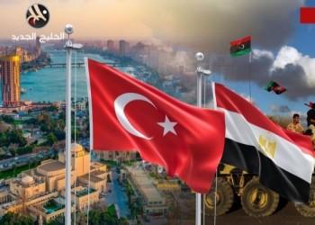 مصر وتركيا تناقش ترتيبات قد تشمل تبادل حظر أنشطة معارضة الخارج