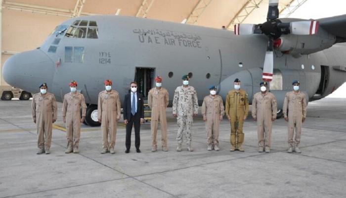الإمارات.. إقلاع أول طائرة عسكرية لمساعدة فرنسا بالساحل الأفريقي