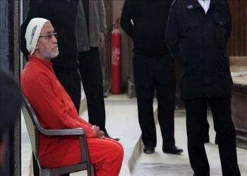 مصر تدرج مرشد الإخوان وقيادات بالجماعة على القائمة الرئيسية للإرهاب (صورة)