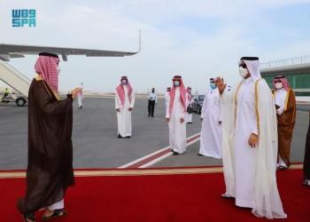 الزيارة الثانية منذ المصالحة.. وزير الخارجية السعودي يصل إلى قطر