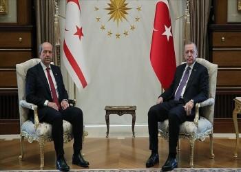 أردوغان: لن نتهاون مع العقلية الساعية لتركيع أشقائنا القبارصة الأتراك