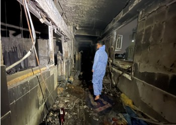 كارثة مستشفى بغداد.. التحقيقات تتهم سخان طعام كهربائي