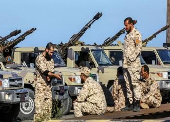 الجيش الليبي يرصد تحركات عسكرية لحفتر جنوب شرقي طرابلس