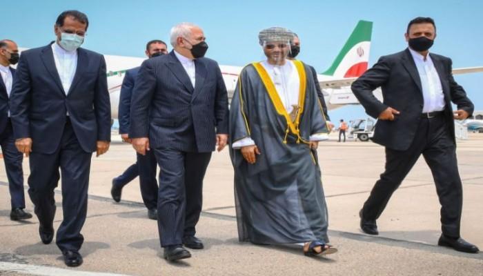 بعد العراق وقطر.. مباحثات عمانية إيرانية بين البوسعيدي وظريف