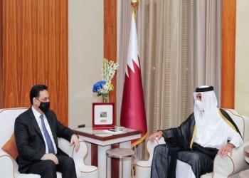 دياب عن أنباء طلبه وظيفة من مسؤولين قطريين: أسخف من أن يستحق الرد