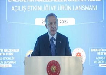 أردوغان: تركيا لم تعد تعتمد على الخارج في تأمين قنابلها وذخيرتها