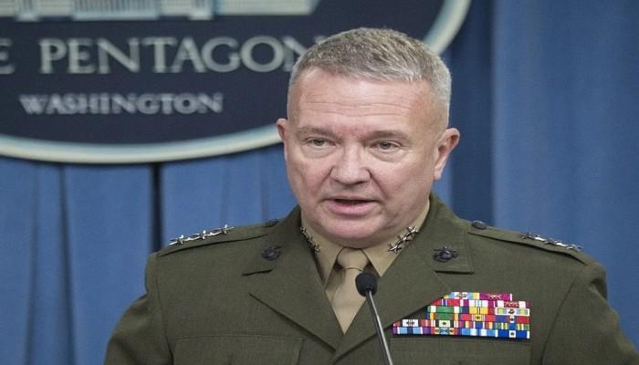 قائد القيادة المركزية الأمريكية: قواتنا لن تغادر العراق قريبا
