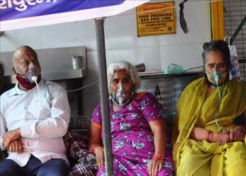 الهند.. أعلى حصيلة إصابات يومية بكورونا منذ بدء الجائحة