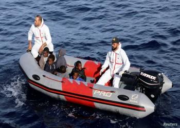 في يوم واحد.. إنقاذ 114 طفلا حاولوا العبور بمفردهم إلى أوروبا