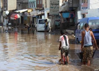 بينهم طفلان.. 13 قتيلا في فيضانات باليمن