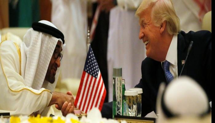 كيف تستعمل أبوظبي نفوذها في الولايات المتحدة