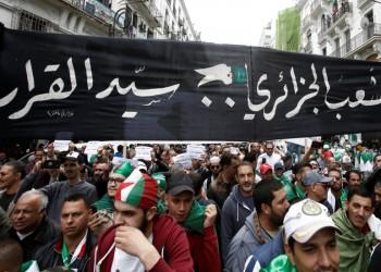 ناشطون جزائريون يطالبون بوقف الحرب المعلنة على الحراك