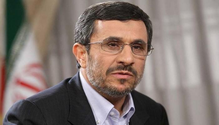 أحمدي نجاد: أمير قطر السابق دفع ملايين الدولارات للإفراج عن أسرى للحرس الثوري