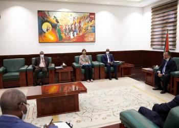 حمدوك يستقبل فريق التفاوض في رفع اسم السودان من قائمة الإرهاب