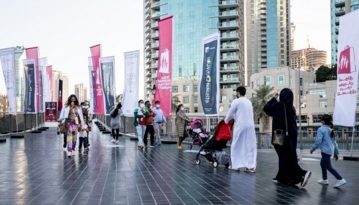 خلال الربع الأول من 2021.. تراجع السياحة الوافدة إلى دبي 67.2%