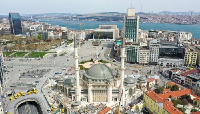 مسجد تقسيم.. حلم أردوغان الذي انتظر أكثر من ربع قرن لتحقيقه