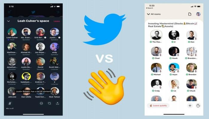 تنافس كلوب هاوس.. تويتر تطلق ميزة غرف المحادثة الصوتية