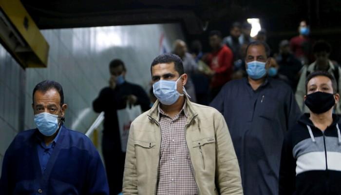 ارتفاع نسب إشغال المستشفيات المصرية بمصابي كورونا