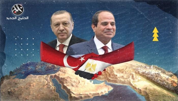 مباحثات مصرية تركية مباشرة في القاهرة الأربعاء المقبل