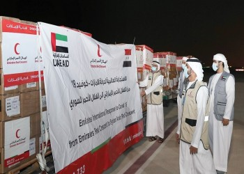 للمرة الرابعة.. الإمارات ترسل مساعدات إلى سوريا لمواجهة كورونا
